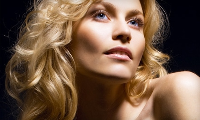 id Salon - Wellesley: $50 for $100 Worth of Cut and Color Services at id Salon in Wellesley