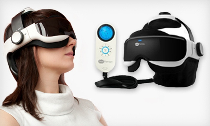 Pure Therapy Head & Eye Massager: $95 for a Pure Therapy Head and Eye Massager ($299.99 Value)