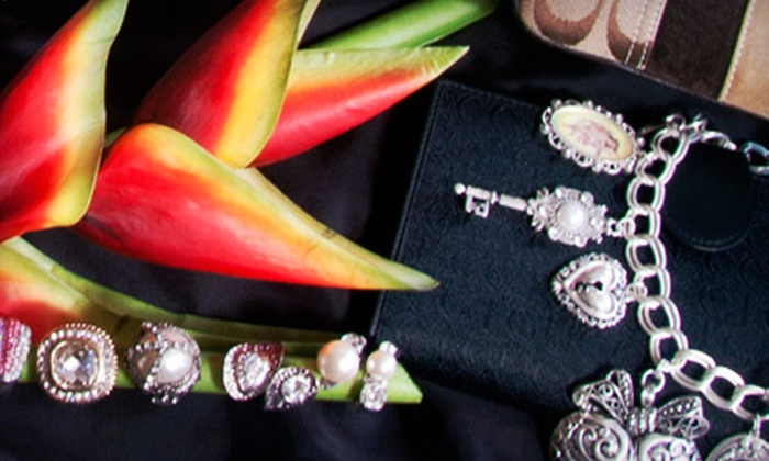 Switch It Up Boutique: $15 for $30 Worth of Women's Accessories from Switch It Up Boutique