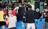Warrior Fighting Sports & Fitness - DUPE - Downers Grove: $45 for 10 Group Workouts at Warrior Boxing in Downers Grove ($120 Value)