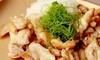 大阪府/天王寺 ≪小鉢3種+キャベツ(味噌or塩)+鶏焼きMIX+1ドリンク≫