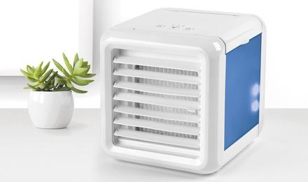 Mini refroidisseur dair portable Ice Cube de Beldray EH 3139  VDE 600 ml, 5 W