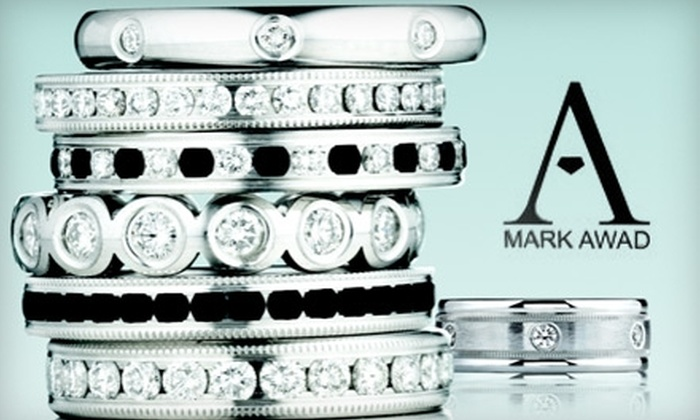 Mark Awad Diamonds & Fine Jewelry - Clinton: Engagement Rings, Bands, and More at Mark Awad Diamonds & Fine Jewelry. Choose from Three Options.