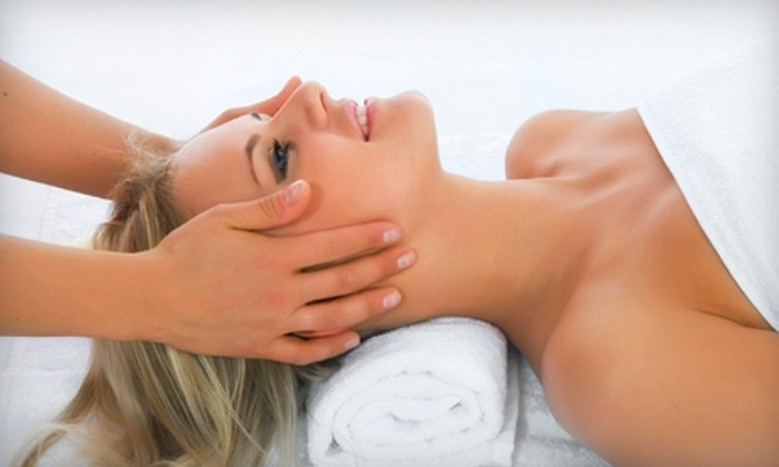 Erika's Spa and Wellness Club - Fort Wayne: Spa Services at Erika's Spa and Wellness Club. Three Options Available.
