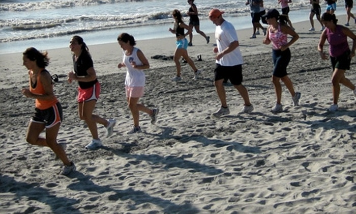 Surfside Fitness - Multiple Locations: $29 for Five One-Day Gym Passes, Boot Camp Classes, or Group Classes at Surfside Fitness (Up to a $60 Value)