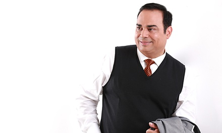 Gilberto Santa Rosa at House of Blues Orlando on Saturday, March 7, at 9:30 p.m. (Up to 50% Off)