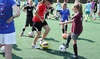 Up to 13% Off Soccer Camp at Team First Soccer Academy