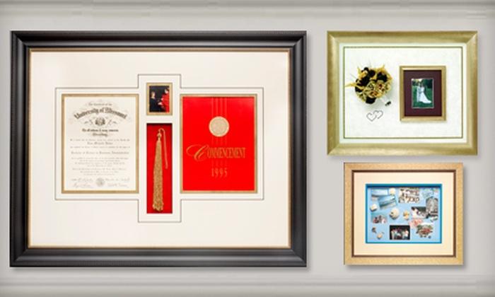 Framing & Art Centre - Kelowna: $45 for $100 Worth of Custom Framing at Framing & Art Centre