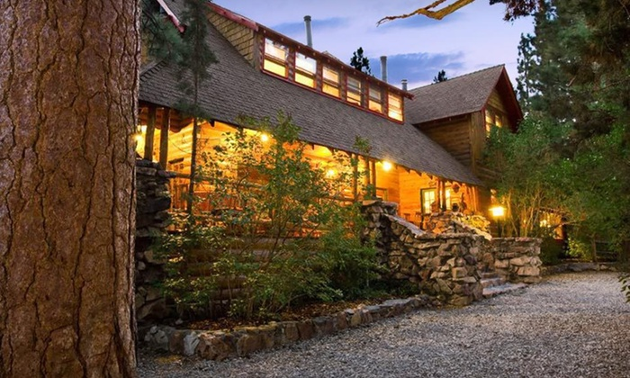 Gold Mountain Manor - Big Bear City: One- or Two-Night Stay at Gold Mountain Manor in Big Bear City, CA
