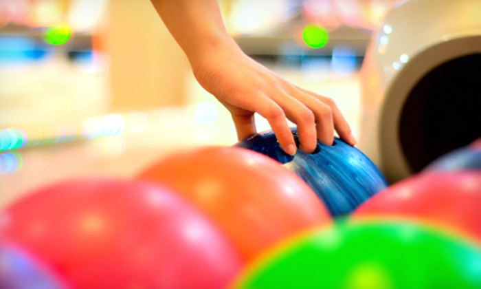 Freeway Lanes - Multiple Locations: Bowling with Shoe Rental for Two or Six at Freeway Lanes (Up to 74% Off)
