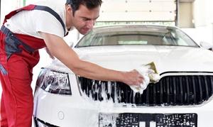 Free Land  E Sport Cars: Lavaggio auto, tappezzeria e interni con in più sanificazione da Free Land e Sport Cars (sconto fino a 73%)
