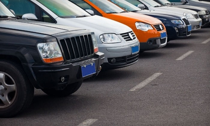 Executive Valet Airport Parking - Fort Myers: $11 for Three Days of Parking near Southwest Florida International Airport at Executive Valet Airport Parking ($28.58 Value)