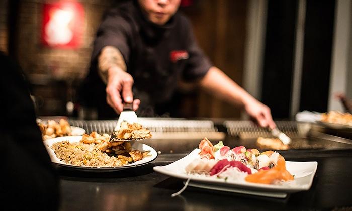 c92cf194916 Hibachi and Sushi - Kobe Japanese Steaks and Sushi