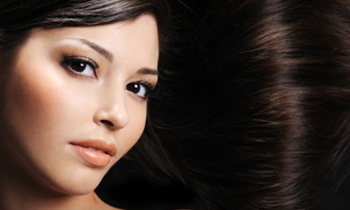 Loves Hair Salon - Brandon: $150 for a Hair-Straightening Treatment at Loves Hair Salon in Brandon (Up to $300 Value)