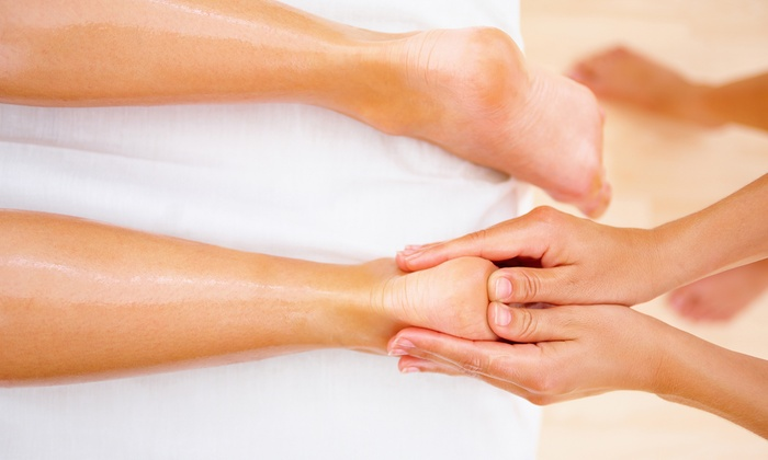 A&C Foot Spa - Greece: One 60-Minute Reflexology Treatment at A&C Foot Spa (Up to 47% Off)