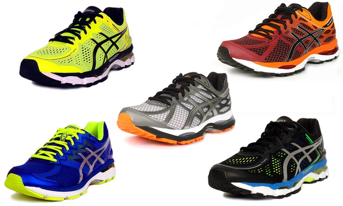 Groupon Goods: From $129 for a Pair of ASICS Men's Running Shoes in a Range  ...