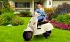 Scooter eléctrico para niños