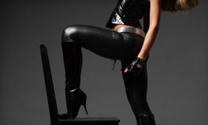The Exotic You - Central Area: $12 for Two Exotic-Workout Classes at The Exotic You