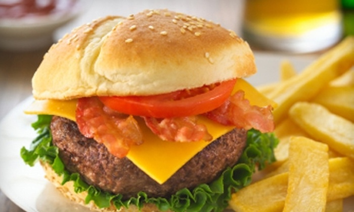 Sliders Bar & Grill - Menasha: $7 for $15 Worth of Burgers, Beers, and More at Sliders Bar & Grill in Menasha