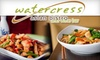 52% Off at Watercress Asian Bistro