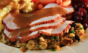 Abby's Country Kitchen: Classic American Food at Abby's Country Kitchen (Half Off). Two Options Available.