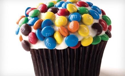$12 Groupon - Just Cupcakes in Virginia Beach