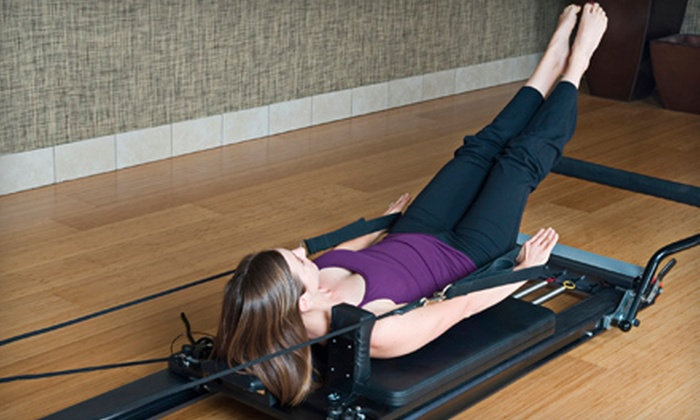 Sweat Pilates - McManus: $39 for Three SPX Pilates or Fitness Classes at Sweat Pilates in Culver City (Up to $87 Value)