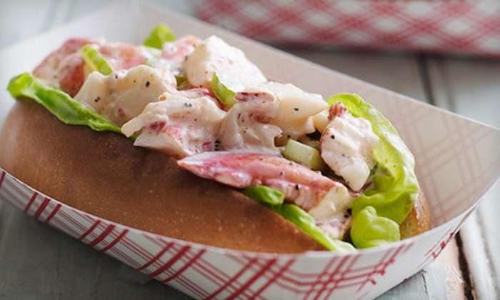 Sable's - Upper East Side: $14 for Two Seafood Salad or Deli Sandwiches and Two Drinks at Sable's (Up to $33.98 Value)