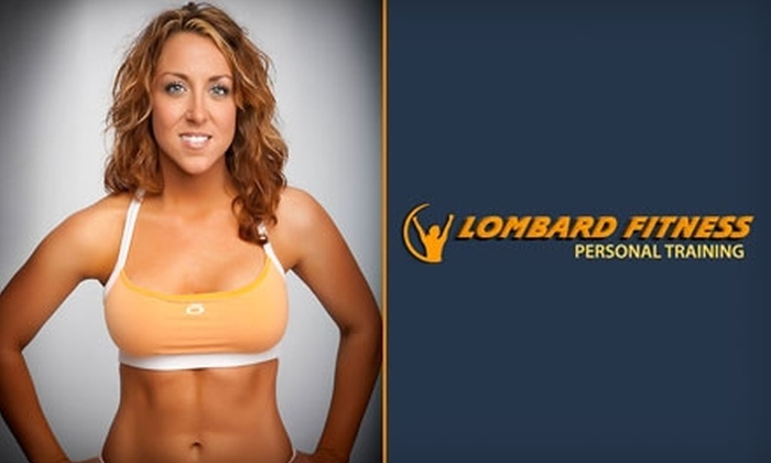 Lombard Fitness - Multiple Locations: $30 for Two One-Hour Personal-Training Sessions at Lombard Fitness ($200 Value)