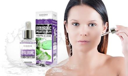 Suero para la piel de ácido hialurónico Biovène