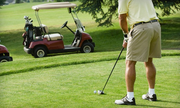 Pajaro Valley Golf Club - Pajaro: 18-Hole Golf Outing for Four Including Cart Rental with Option for Lunch at Pajaro Valley Golf Club in Royal Oaks (Up to 66% Off)