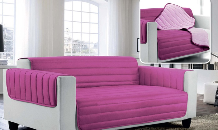 Funda extensible para sill n groupon goods - Funda sofa exterior ...