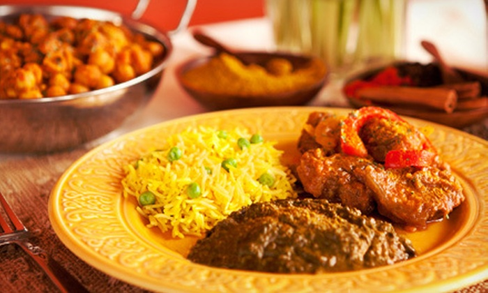 Happy Curry Foods - Highland: Indian Take and Bake Items at Happy Curry Foods (Half Off). Two Options Available.