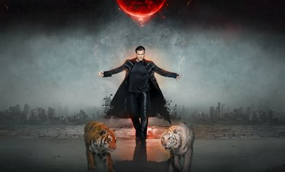 image for Greg Frewin Magic Show with Dining Options (Through August 30)