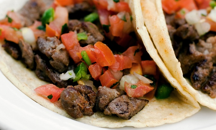 Las Banderas Mexican Restaurant - Valdosta: Mexican Cuisine at Las Banderas Mexican Restaurant (50% Off). Two Options Available.