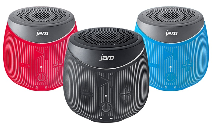 Jam DoubleDown Wireless Bluetooth Speaker  Groupon