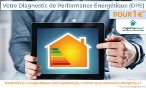 Diagnostic de performance énergétique à 1 €*