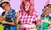 I Tre Porcellini: un Musical… Curvy, Napoli
