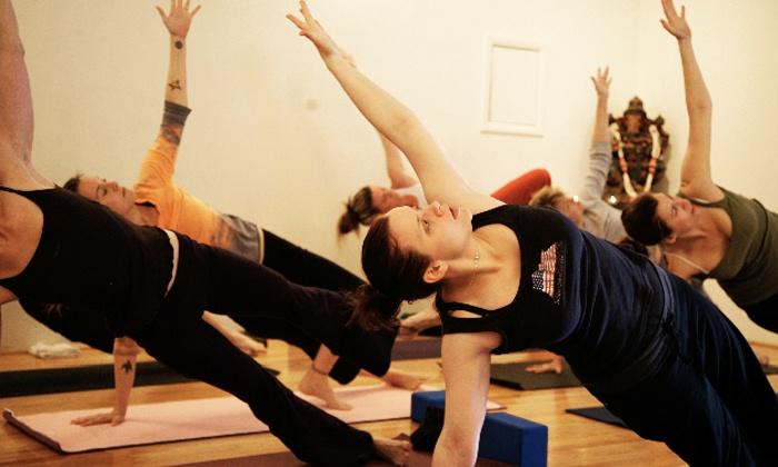 Rising Lotus Yoga - Sherman Oaks: 10 or 20 Yoga Classes at Rising Lotus Yoga (Up to 71% Off)