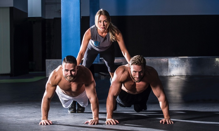 Gym SRQ - Sun Haven East: Personal Training or Small Group Training at Gym SRQ (Up to 83% Off)
