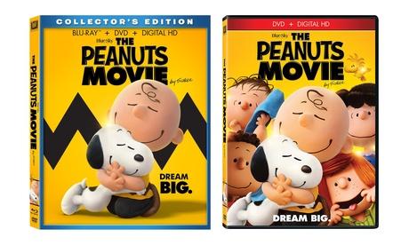 The Peanuts Movie Blu-ray or DVD 67e951d6-a2b5-11e6-a2a8-00259060b5da