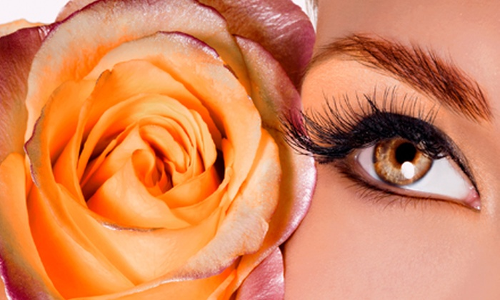 The Day Spa - Cottonwood Heights: $99 for a Full Set of Eyelash Extensions with a Two-Week Touchup at The Day Spa ($200 Value)
