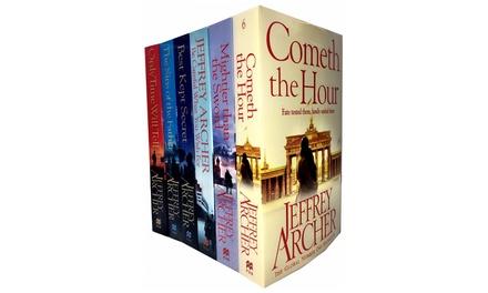 Six Jeffrey Archer Clifton Chronicles Books