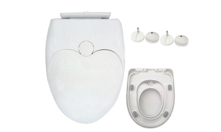 ThreeinOne Family Toilet Seat