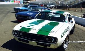 SVRA Sonoma Historic Motorsports Festival: Sonoma Historic Motorsports Festival (June 3–5)