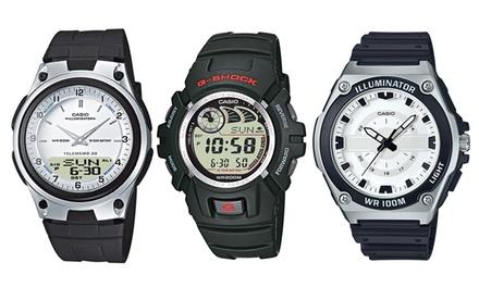 Orologi Casio disponibili in vari modelli