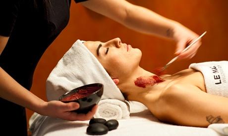Ritual de belleza y relax para ella, él o en pareja desde 59,95 € en Le Max Wellness Club Wellington