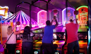 Up to 28% Off Attractions and Arcade Credit at Lasertron at Lasertron, plus 6.0% Cash Back from Ebates.