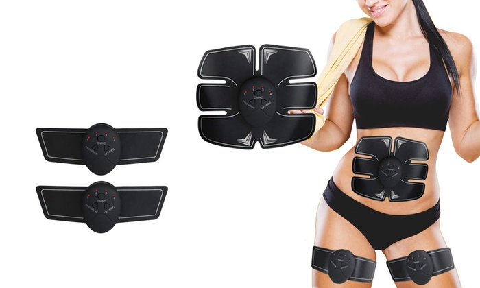 Apachie Muscle Stimulator Set for ABS, Arms and Legs
