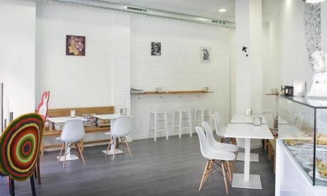 Menú portugués para 2 o 4 con entrante, principal, postre, bebida y café desde 19,95 € en Amalia's Portuguese Flavours Oferta en Groupon